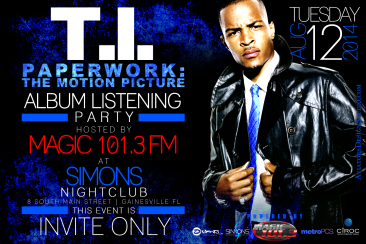 TI Album Listening Party v2