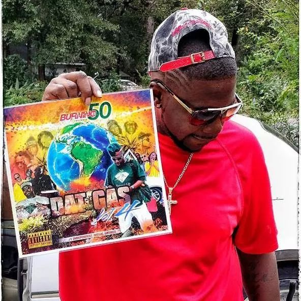 "LOUDD MAGAZINE: BURNING 50 ""DAT GAS VOL 4"" MIX TAPE REVIEW"