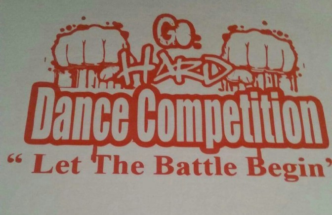 """Go Hard """"Come Get It"""" Dance Competition 2015"""